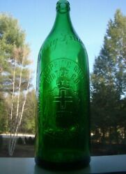 Berry Spring Mineral Water Co. Ltd. - Pawtucket R.i. Mineral Water Bottle