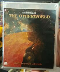 The Otherworld 2013 Blu-ray + Dvd Severin Oop Rare Limited /2500 L'autre Monde