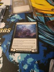 Carrion Husk Flesh And Blood Monarch 1st Edition Cold Foil Legendary Pack Fresh
