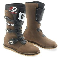 Gaerne 2530-013-12 G.all Terrain Goretex Boots Brown For Us Size 12