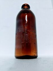 Vintage Commemorative The Water Tower Chicago.bottle Lancaster, Ohio