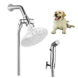 Dog Shower Attachment Pet Shower Sprayer For Dog Washing And Pet Bathing