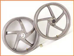 2006 Ducati Monster S4r Ms4r Genuine Marchesini Wheel Front And Rear Set Yyy