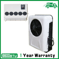 24v Farm Tractor Mini Bus Truck Car Air Conditioner System Battery Powered
