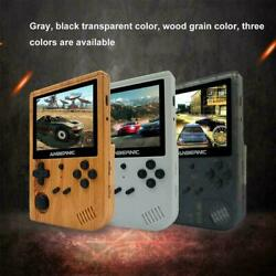 Anbernic Rg351v Retro Game Console Handheld Video Game 2400 Player Games Y