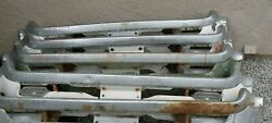 X Thunderbird Front New Triple Chrome Plated Bumper 68-69 1968-1969 Ford Oem