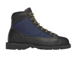 389 New Danner Ridge Insulated Gore-tex Boots Leather Black/blue Mens 10.0