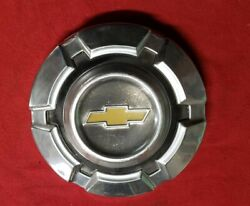 69 74 Chevy C10 1/2 Ton Dog Dish Hubcap Chrome