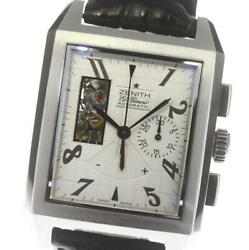 Zenith Grand Port Royal Open 03.0550.4021 Automatic Menand039s Watch_609198