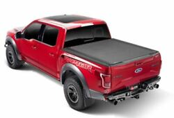 Bak Revolver X4s Truck Bed Cover 6and039 W/factory Bed Rail Caps For 05-21 Frontier