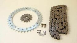 O Ring Chain And Sprocket Black 12/40 92l Fits 1996-1999 Yamaha 200 Blaster Yfs200