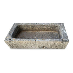 Hot For The Garden Stone Natural Flower Beds Or Fountains Tub L160cm