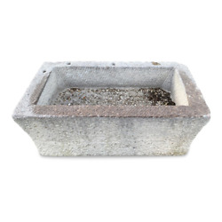 Hot For The Garden Stone Natural Flower Beds Or Fountains Tub L110cm