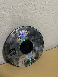 Star Gladiator Episode I Final Crusade Sony Playstation 1 1996 Disc Only.
