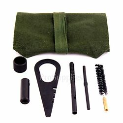 Tacfun Mosin Nagant Cleaning Kit/cleaning Tools With Pouch Lr 7.62x54r,