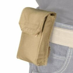 Atlas 46 Aims Flapped Mobile Phone Pouch - Large Coyote Coyote