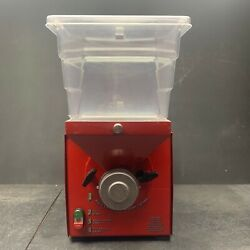 Used Red Olde Tyme Commercial 2017 Hampton Farms Mdl Pn2 Nut Butter Grinder R1