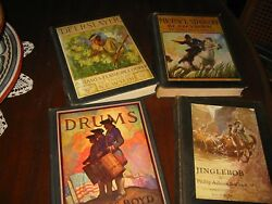 N. C. Wyeth Illustrated Book Collection 36 Books.