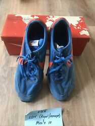 Nike 'ldv Waffle' Running Shoes Authentic Vintage Mens 10 1980's Boxed