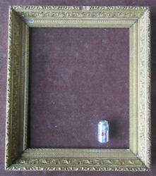 Large Antique 19th Early 20th Gilt Gold Ornate Painting Art Frame 31.25x25.25