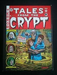 Tales From The Crypt Terror Hardback Ec Comic Books Issues 17 46 William Gaines
