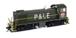 Bachmann 63208 Ho Alco S4 Locomotive Dcc Sound Value-equipped Nyc Pandle