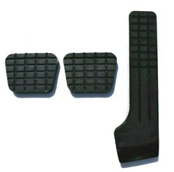 67 68 69 70 Accelerator Pedal Pad Kit, 1967-1969-1970 Chevy And Gmc Pickup Trucks