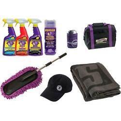 Speedway Motors Car Show Essentials With Wizards Detailing Kit