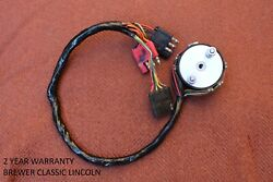 Lincoln Convertible Upper Back Panel Limit Switch 1964 1965 1966 1967 Restored