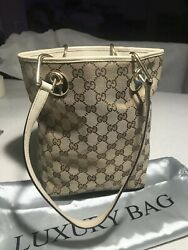 Authentic Gucci Bucket Bag $400.00