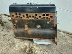 Alvis Td21 6 Cylinder Engine - Stored Many Years - Looks Like Been Rebuilt -