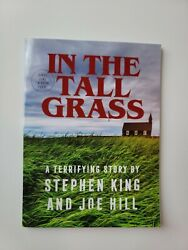 In The Tall Grass By Stephen King, Joe Hill Ibd Independent Bookstore Day New