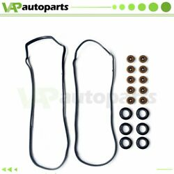 For Honda Accord Ex-l Coupe 2-door 08-17 3.5l Engine Valve Cover Gasket Set