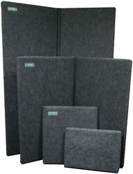 Clearsonic S2466x2 66 Inch Tall 4 Foot Wide 2-section S... 5-pack Value Bundle