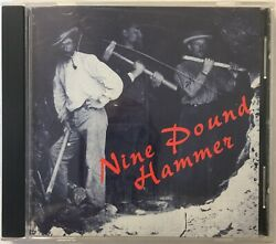 Nine Pound Hammer S/t Country, Bluegrass Cd, 2000, Unknwn Alt-country Indy