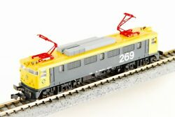 Kato N-scale 137-1303 Renfe 269-304-2 Amarillo/gris Made In Japan Very Rare