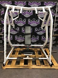 Hammer Strength Plate Loaded Iso Lateral Behind The Neck - Buyer Pays Shipping