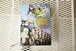 Star Wars The Clone Wars Collector's Edition Dvd Seasons 1-5 Complete