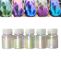 Chameleon Colors Changing Pearl Powder For Bicycle Car Paint Pigment 10g