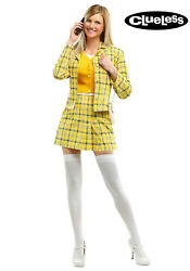 Clueless Cher Womenand039s Costume Medium / White Baby Doll Heels Size 8 / Stockings