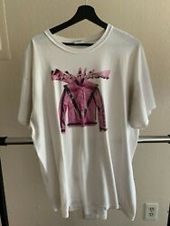 Kevin Abstract Mtv1987 Official Tour T-shirt Xl