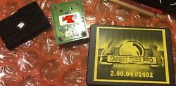 Target Toss Pro Bags And Lawn Darts U101 Security Chip Ssd Drive Cid And Video Card