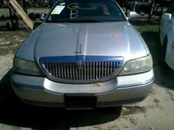 Automatic Transmission 117.7 Wb Id 3w1p-ca Fits 03 Lincoln And Town Car 331502