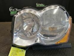 Driver Left Headlight Without Hid Fits 08-10 Grand Cherokee 2088851