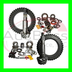 Nitro Gear Gpsd11plus-4.30 Gear Package Kit - 4.30 Ratio 11-16 Ford F250/350 4wd