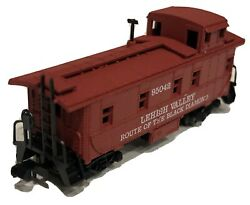 Atlas N Scale Lehigh Valley Caboose Route Of The Black Diamond 3568