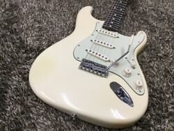 Used Fender Hot Rod And03962 Stratocaster Owh Andfnofandrdquo Guitar Eqw619