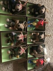 For Jusi Lot Of 9 Authentic Keychains Special Order