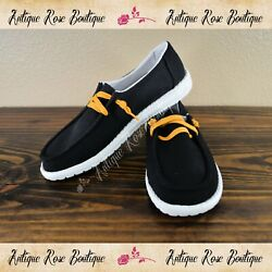 🌹 Very G Gypsy Jazz Black Game Day Fashion Sneakers