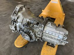 Porsche Boxster 986 2.7l Manual Gearbox Trnamission 92k, Used